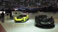 (HZ) Switzerland Geneva Motor Show