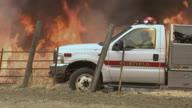 US CA Vacaville Wildfire