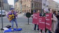 Belgium EU Brexit Protests