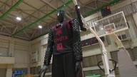HZ Japan Basketball Robot