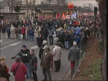 France Demo