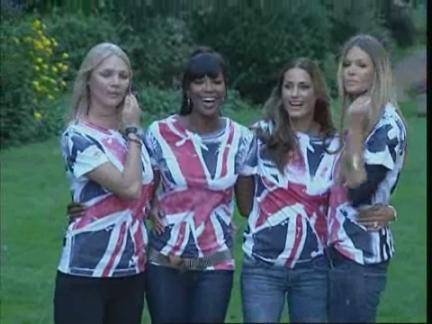 Entertainment UK Naomi Campbell