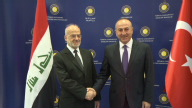 Middle East Extra Turkey Iraq Ministers