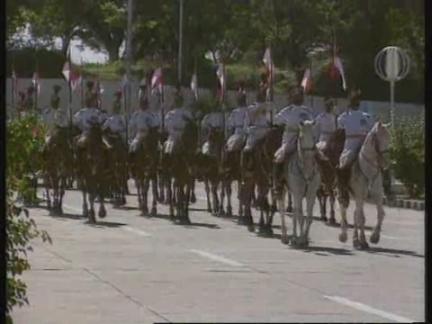 Pakistan - Queen Elizabeth visits Pakistan