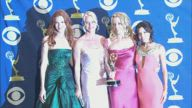 Emmy Awards 2005 Press Room