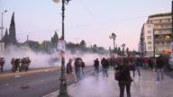 Greece Protest 3