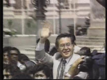 PERU: PROFILE OF PRESIDENT ALBERTO FUJIMORI