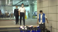 Hong Kong Lai Arrest Police