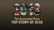 US NY AP Top Stories 2018 (CR)
