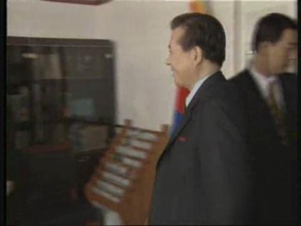 SOUTH KOREA: US DEFENCE SECRETARY COHEN VISIT