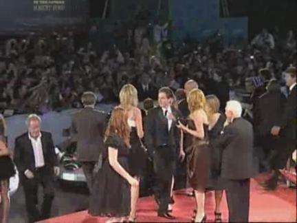 Entertainment Venice Angelina Jolie