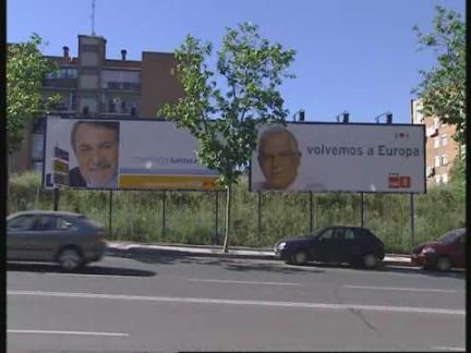 Spain EU Elex