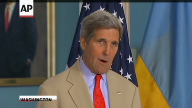 US Kerry Sanctions