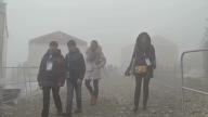 Russia Olympics Fog