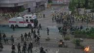 Hong Kong Protest Clashes