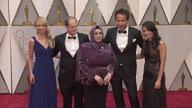 US Oscar Arrivals 1