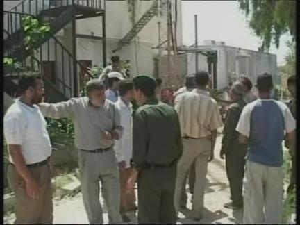 Gaza TV Storming