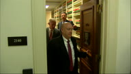 US House Comey Departs