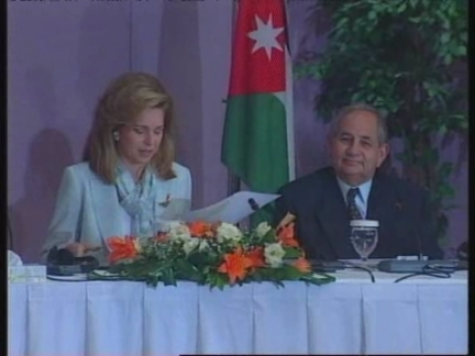 JORDAN: AMMAN: JORDAN SIGNS GLOBAL LAND MINE TREATY
