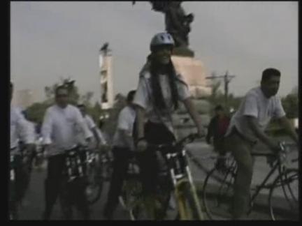 Mexico Cycling