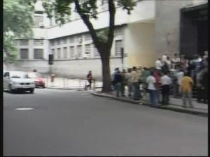 Brazil Arrest