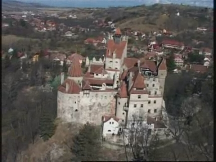 (HZ) Romania Castle