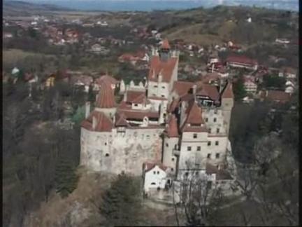 (HZ) Romania Castle