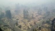 US CA Wildfires STILLS (NR)