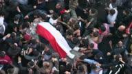 MEEX Egypt Revolution Timeline
