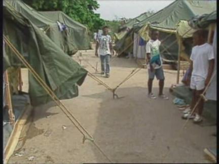 USA: GUANTANAMO BAY REFUGEE CHILDREN