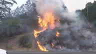 US CA California Wildfires St. Helena