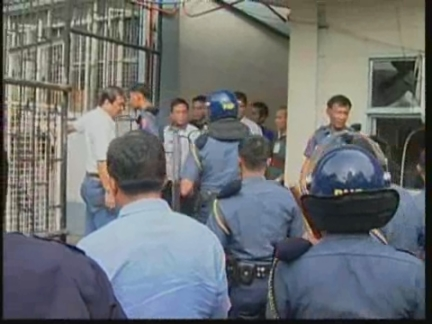Philippines Arrest