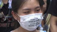 Hong Kong Masks Tension