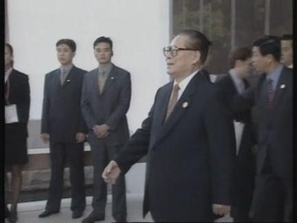 China APEC Jiang Bush 3