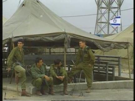 Gaza - Rabin Tours Israeli Checkpoints