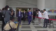 Malaysia Najib Departure