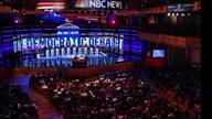 US Democratic Debate Spin Room (NR Lon)