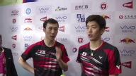 Badminton Sudirman 7 reax upd