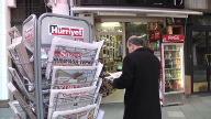 Turkey Charlie Hebdo