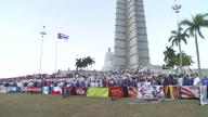 Cuba-MarchVenezuela