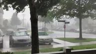 Severe Thunderstorm in NC 3
