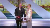 Entertainment France Cannes Ceremony