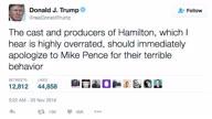 US Trump Twitter