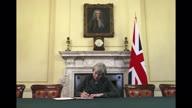 UK May Article 50