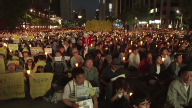 South Korea Vigil