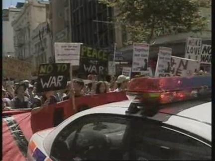 New Zealand Anti War