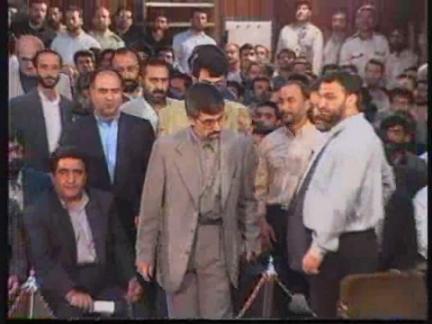 IRAN: CORRUPTION TRIAL OF TEHRAN MAYOR KARBASCHI RESUMES