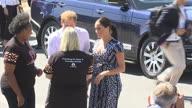 SAfrica UK Royals Arrival