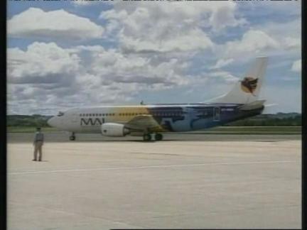 Brunei ASEAN arrivals