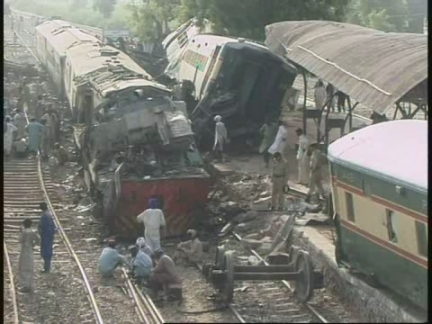 Train Disasters Clipreel: Part 13